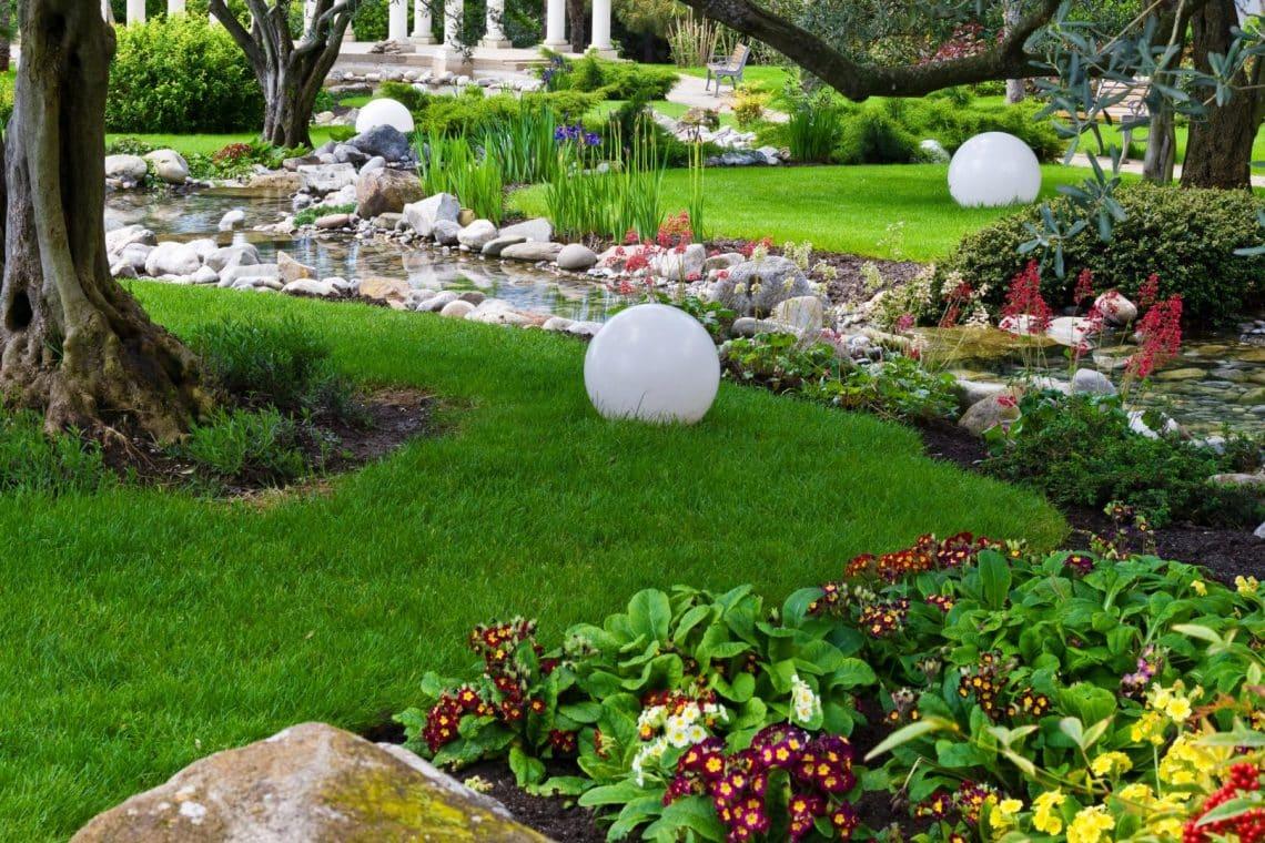 Bien aménager les espaces verts